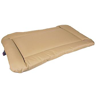 Country Dog Heavy Duty Waterproof Rectangle Cushion Pad Sand Size 3 85x61x5cm