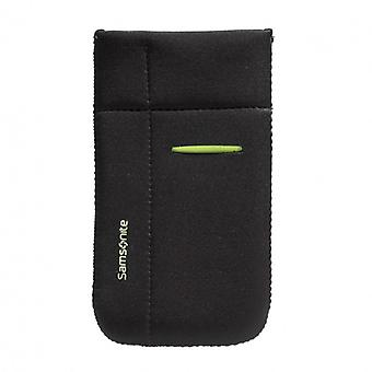 SAMSONITE AIRGLOW Mobile bag Green Neoprene to tex iP4