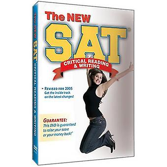New Sat-Critical Reading & Writing [DVD] USA import