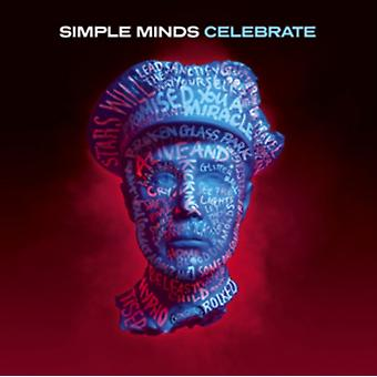 Celebrate Greatest Hits [2 CD] by Simple Minds