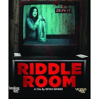 Riddle Room [Blu-ray] USA import