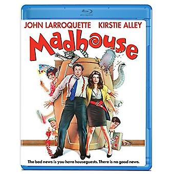 Madhouse (1990) [Blu-ray] USA importar
