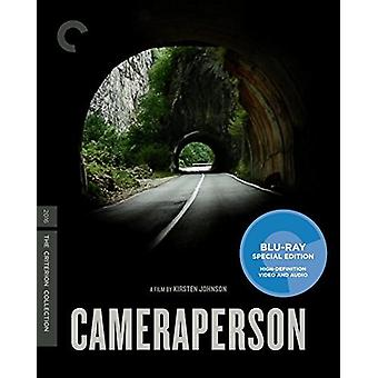 Cameraperson [Blu-ray] USA import