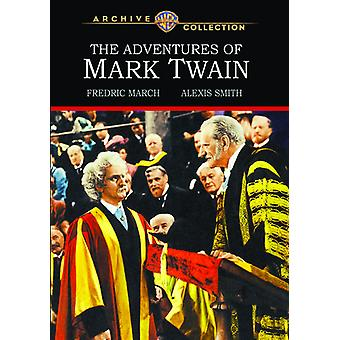 Adventures of Mark Twain [DVD] USA import