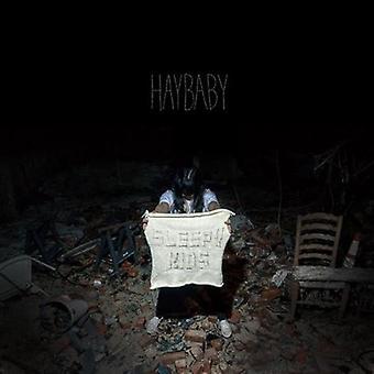 Haybaby - søvnige børn [Vinyl] USA importerer