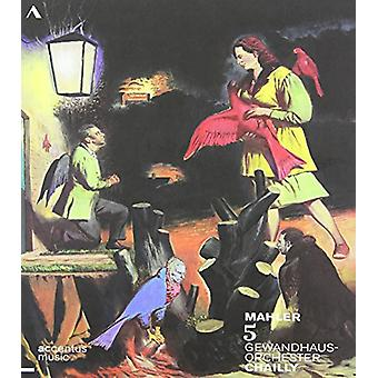 Sym 5 Riccardo Chailly Gewandhaus [DVD] USA importieren