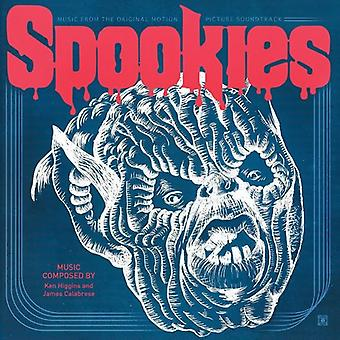 Higgins, Ken / Calabrese, James - Spookies / O.S.T. [Vinyl] USA import