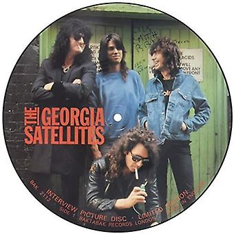 Georgia Satellites - 80's Interview Picture Disc [Vinyl] USA import