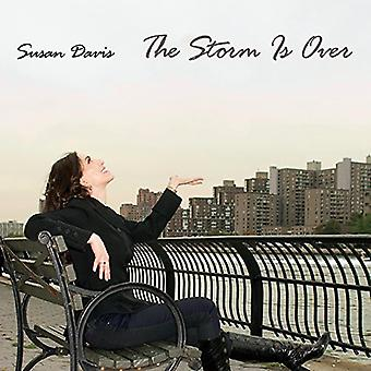 Susan Davis - The Storm Is Over [CD] USA import