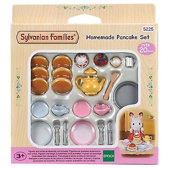 Sylvanian Familias conjunto de Pancake casero