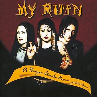 Min Ruin - bede Under pres af voldelige kvaler [CD] USA import