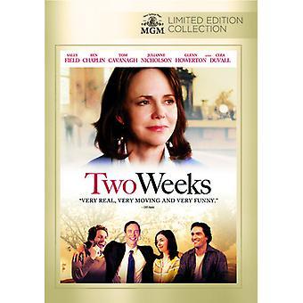 Två veckor [DVD] USA import