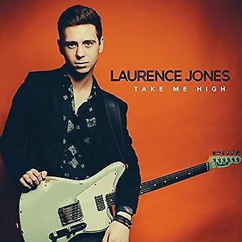 Laurence Jones - tage mig høj [CD] USA import