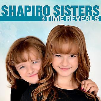 Shapiro søstre - tiden afslører [CD] USA importerer