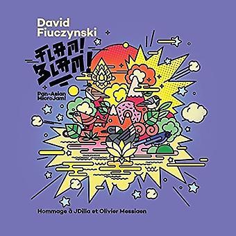 David Fiuczynski - Flam Blam [CD] USA import