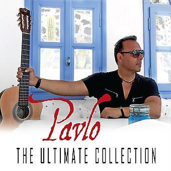 Pavlo - Ultimate Collection [CD] USA importerer