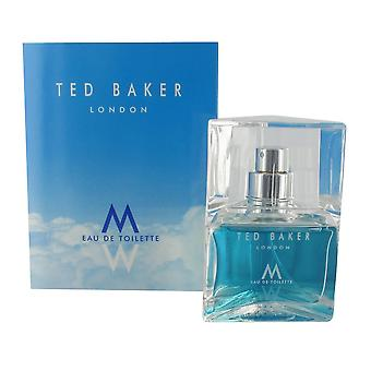 Ted Baker M Eau de Toilette 75ml EDT Spray