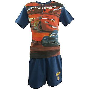 ディズニー車男の子ショート パジャマ セット