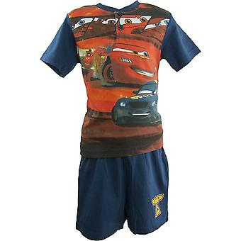 Disney Cars Boys Short Pyjama Set