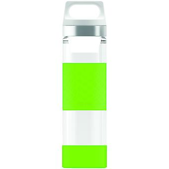 SIGG verre chaud & froid WMB vert bouteille (0,4 L)