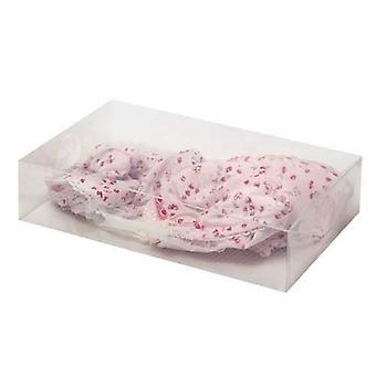 Transparent Lingerie Storage Box