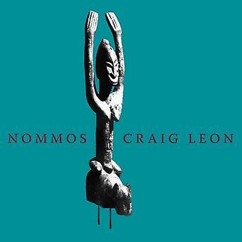 Craig Leon - Nommos [CD] USA import