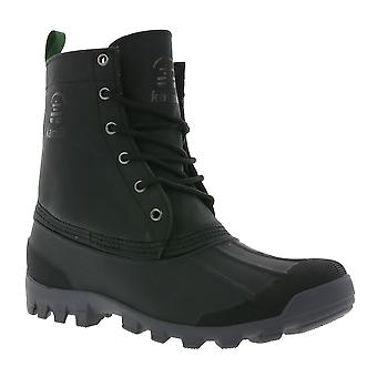 Kamik men's winter boots snow boots black shoes Yukon6