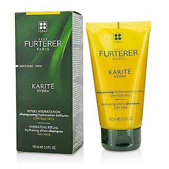 Rene Furterer Karite Hydra Hydrating Shine Shampoo (Dry Hair) - 150ml/5oz