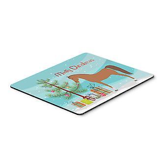 Arabhästen jul Mouse Pad, varm Pad eller Grytunderlägg