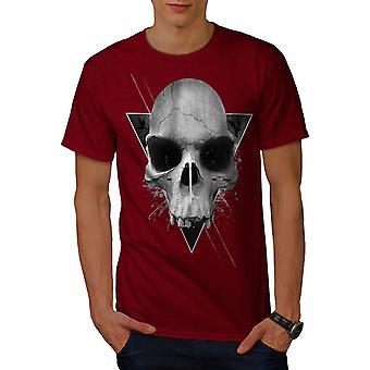 Triangle Rock Metal Men RedT-shirt | Wellcoda