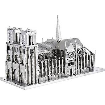 Model kit Metal Earth Notre-Dame