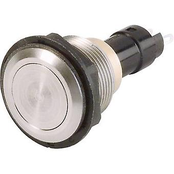 Tamper-proof pushbutton 250 V AC 0.5 A 1 x Off/(On) Arcolectric