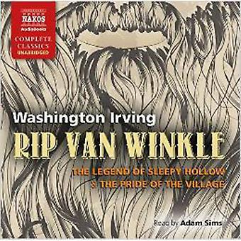 Sims, Adam / Irving, Washington - Rip Van Winkle [CD] USA import