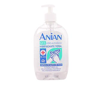 Anian Hidroalcoholico Gel Higienizante Total Manos 500ml Womens