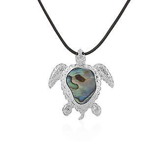 Halskæde vedhæng kvinde Abalone-formet skildpadde
