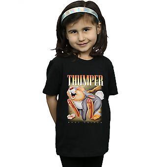 Disney Girls Bambi Thumper Montage T-Shirt