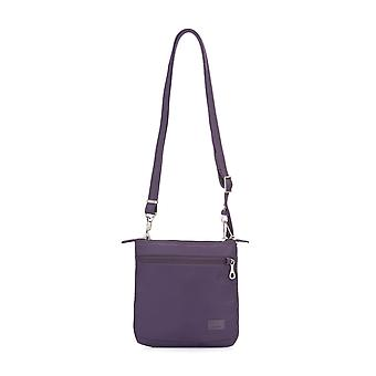 Pacsafe CitySafe CS50 Cross-Body Bag - Mulberry