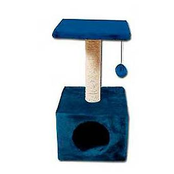 Nayeco Cat scratcher Savanna Town (Blue) (Cats , Toys , Scratching Posts)
