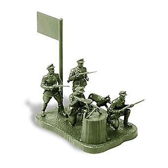 Zvezda 1/72 sovjetiska gränsen vakter 1941 nr 6144