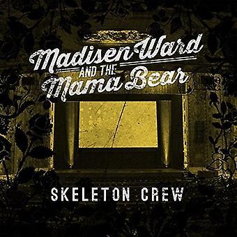 Madisen Ward & M - Skeleton Crew [Vinyl] USA importerer