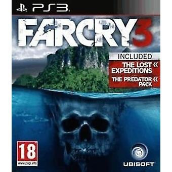 Far Cry 3 - jeu PS3