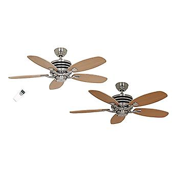 Energy-saving ceiling fan Eco Gamma Beech / Maple