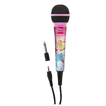 Lexibook Disney Princess Dynamic Microphone (Model No. MIC100DP)