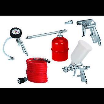 Pneumatic tool set 8 bar Einhell