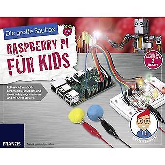 Ciencia kit (conjunto) de Franzis Verlag frambuesa Pi für Kids 978-3-645-65291-9 14 años y más