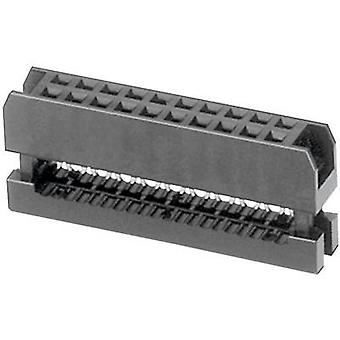 W & P Products 343-14-60-1 Pole Connector Number of pins: 2 x 7