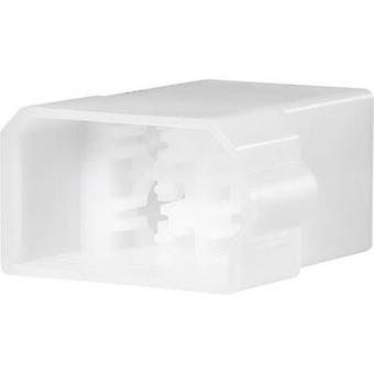 TE Connectivity Socket enclosure - cable FASTIN-FASTON Total number of pins 4 Contact spacing: 10.80 mm 180901 1 pc(s)