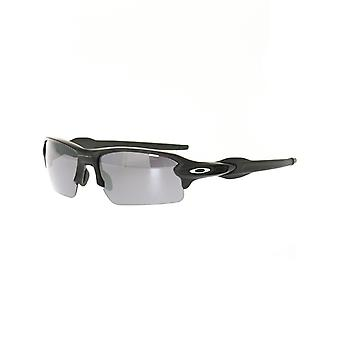 Oakley Matte Black-Black Iridium Flak 2.0 Sunglasses