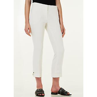Trousers White Unconventional Business Woman Liu Jo Woman