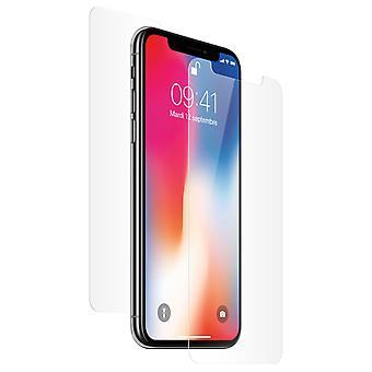 4Smarts Hybrid Flex-Glas front + Back Protector für Apple iPhone X / XS